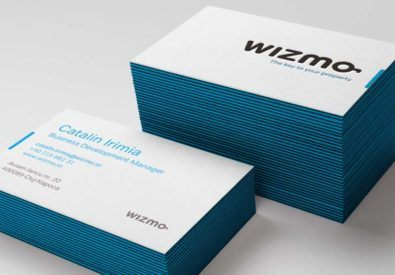 web design services: print example Wizmo